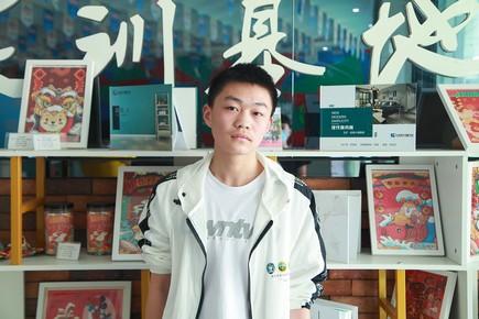 姜政翔:兴趣是最好的老师,寻找自己想要的未来