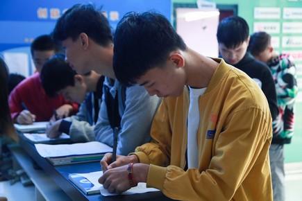 校园专场招聘会 让学生就业零距离
