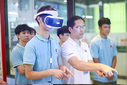 VR、人工智能专业实训教学