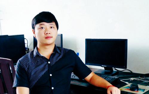 杨力力丨月薪60000,自主创业成立工作室