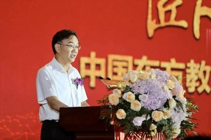 安徽省人力资源和社会保障厅副厅长刘少华致辞.jpg